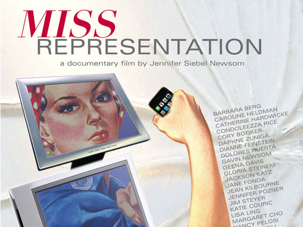 the misrepresentation of women in media in the movie miss representation by jennifer newsom So does actor and filmmaker jennifer siebel newsom which is why she made the documentary miss representation,  the media has polarized women.